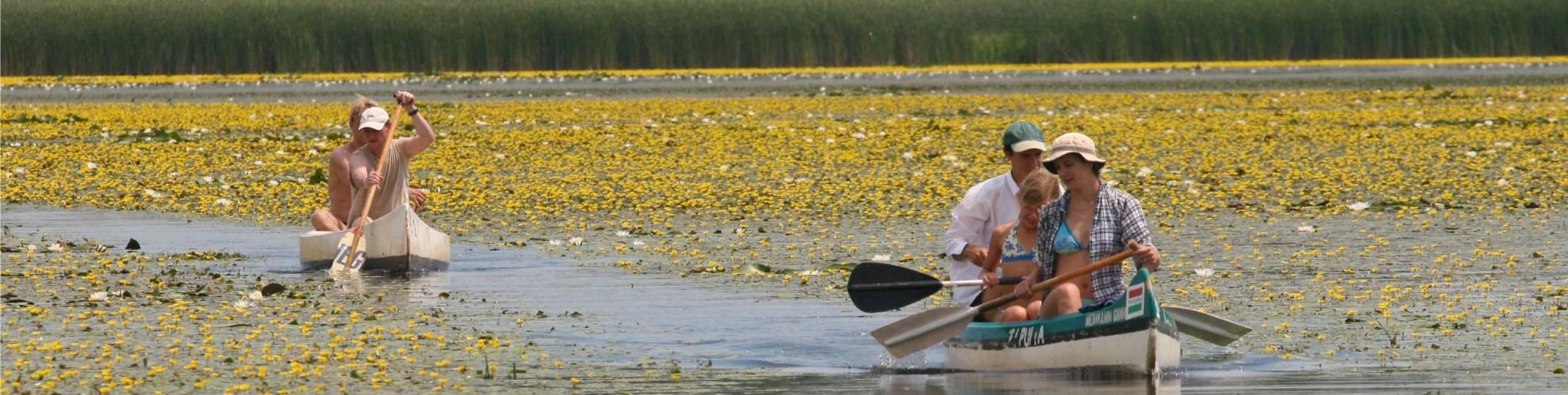 A legváltozatosabb magyarországi vízitúrás paradicsom